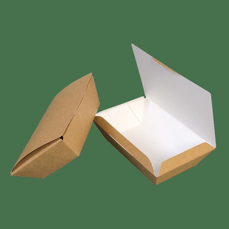Vaschetta con coperchio
